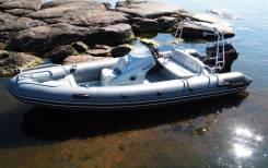 Купить лодку РИБ Буревестник Б-450