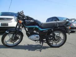 Suzuki GS 125, 1998