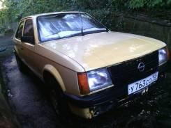 Opel Kadett, 1980