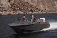 Продам алюминиевые лодки новые Самурай Бесплатный тест-драйв!