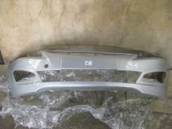 Hyundai Solaris 15- бампер Передний Окрашенный Серебристый RHM (865114