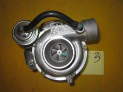 Турбина RHF5 isuzu ДВС 4JX1 Bighorn UBS73