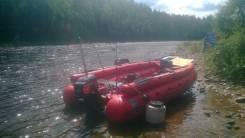 Продам лодочный мотор Tohatsu-40