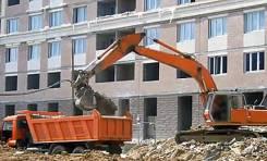 Заказать вывоз строительного мусора аренда самосвала