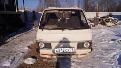 Nissan Vanette, 1986