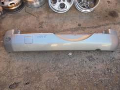 Бампер задний Mitsubishi Pajero iO Pinin 4G93 4G94 H66W