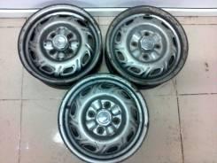 Стальные диски R14 4x114,3; 5,5j 67mm ET45 Mitsubishi (2 шт)