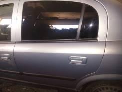 Левая задняя дверь Opel Astra G 1998-2005