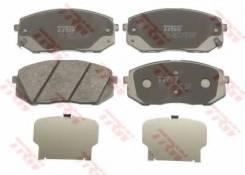 Колодки передние HYUNDAI ix35 10/11-, KIA SPORTAGE (SL) 2/14- GDB3530