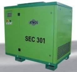 Воздушный компрессор с прямым приводом  Atmos SEC мощностью  22-110KW.