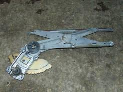 Стеклоподъёмник передний левый, механический.