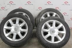 """Диски с резиной 215/55R17 зима Nissan /VPL Parts/. x17"""""""