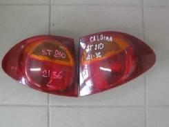 Стоп правый Toyota Caldina ST210 2136