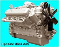 Продам двигатель ЯМЗ-283 с КПП с документами после капремонта