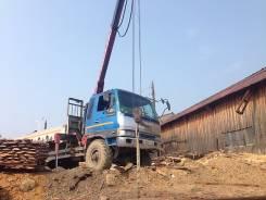 Буровая, эвакуато грузовик кран 3т 4WD, самосвал , грузовик -кран 5т,