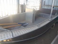 Одноконсольный катер Fiberboat 515A