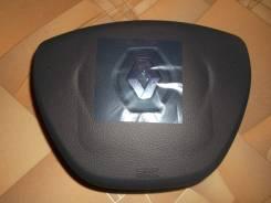 Подушка безопасности на Renault Sandero, Рено Сандеро.