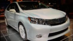 Lexus HS250h, 2011