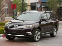 Ремни безопасности Toyota Highlendr