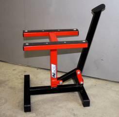 Мото подставка, мото подъемник для ремонта обслуживания кросс / эндуро