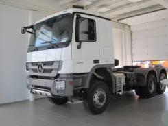 Mercedes-Benz Actros. Полноприводный седельный тягач 3346AS, 12 000куб. см., 65 000кг., 6x6. Под заказ