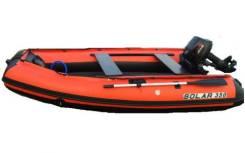 Надувная лодка Солар Максима 350