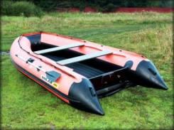 Надувная лодка Солар Максима 380