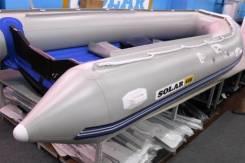 Надувная лодка Солар Максима 420 К