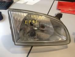 Фара левая Toyota Starlet, EP91, EP90, EP95