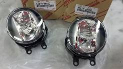 Фара противотуманная. Lexus: IS300, RX350, RX270, IS300h, NX200t, ES200, GS250, GS350, NX300h, LX460, RX200t, IS200t, LX450d, ES300h, CT200h, RX450h...