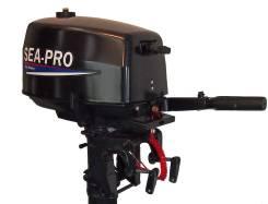 Лодочный мотор Sea-Pro T 5S + Подарок