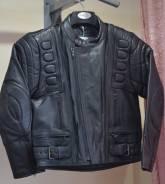 Кожаная куртка для чопера MB sport 46,48 размер