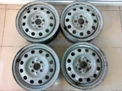 Стальные диски ВАЗ 14 4x98 ET35; 5,5J 58mm (4 шт)