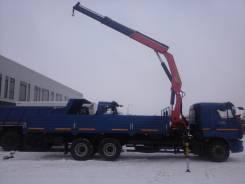 КАМАЗ 65117 с КМУ РК-23500, 2019