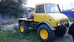 Unimog 406, 1965