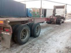 Korea Trailer Combination Container Chassis, 2002