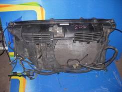 Передняя панель радиаторов телевизор Peugeot 206