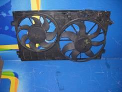 Диффузор Вентиляторов Vw Passat B6 В Сборе