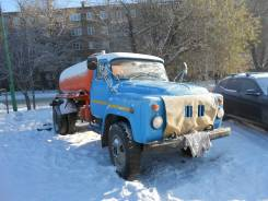ГАЗ 53А, 1989