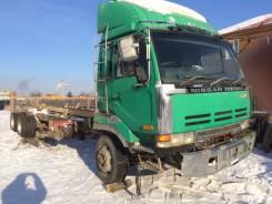 Продам грузовик ниссан дизель на запчасти