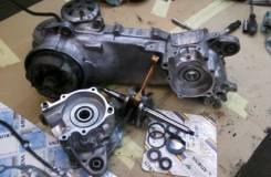 Картер двигателя Honda Lead 90 HF-05