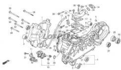 Двигатель на разбор Honda Dio AF18