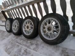 Комплект летних колес 185/65 R15 5*100*114,3 +45 JJ6.5 Kumho Solus KH1
