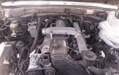 Двигатель в сборе. Toyota Land Cruiser, HZJ81, HZJ81V 1HZ, 1HZZ