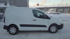 Peugeot Partner, 2013
