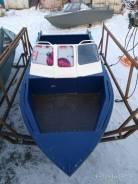 Цельносварная лодка Север4800 Фиш