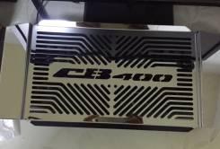 Тюнинговая решетка радиатора Honda CB400 VTEC 99-10 г / Отправлю по РФ