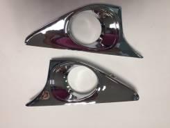 Оправы противотуманных фар Toyota Camry 2012-2014 год