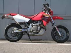 Honda XR 650, 2001