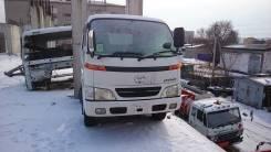 Продам грузовик Тойота-Дюна 1999 год двигатель 4.6 дизель на запчасти